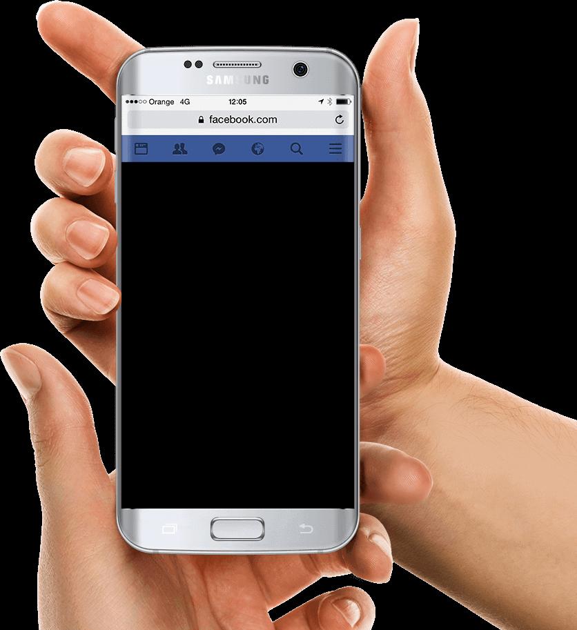 mobile hand pko